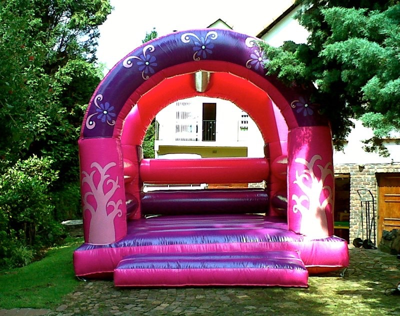 Little Miss Jumping Castle