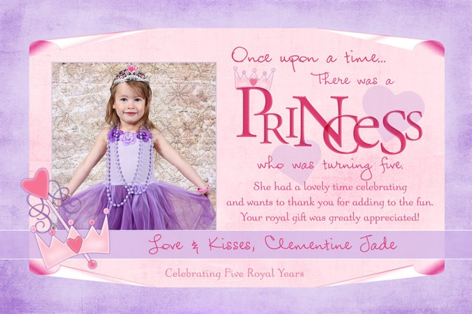 Princess-5th Birthday